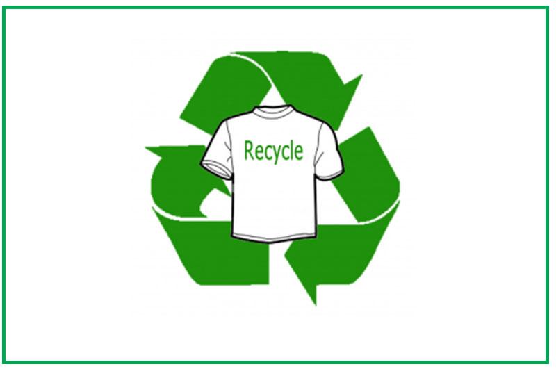 ανακυκλωση ρουχων