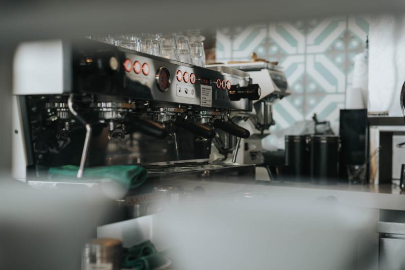 επαγγελματική μηχανή καφέ